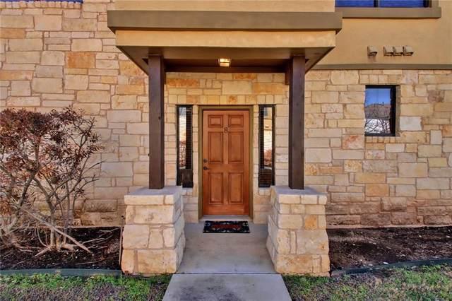 2101 Town Centre Dr #2008, Round Rock, TX 78664 (#8038521) :: Papasan Real Estate Team @ Keller Williams Realty