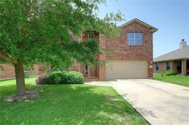 207 Gainer Dr, Hutto, TX 78634 (#8038557) :: Papasan Real Estate Team @ Keller Williams Realty