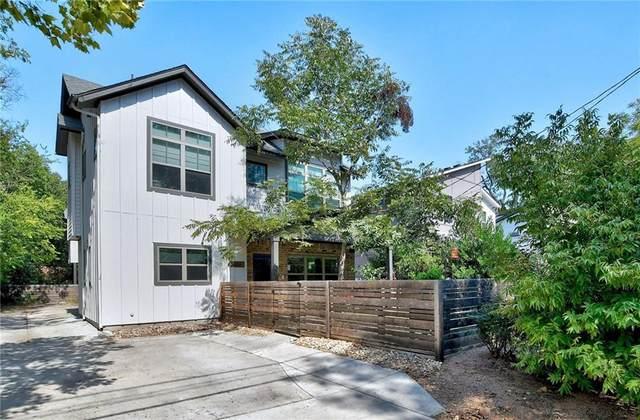 404 Irma Dr A, Austin, TX 78752 (#8039227) :: Papasan Real Estate Team @ Keller Williams Realty