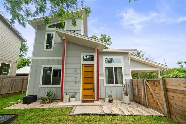 1703 Walnut Ave B, Austin, TX 78702 (#8040765) :: RE/MAX IDEAL REALTY