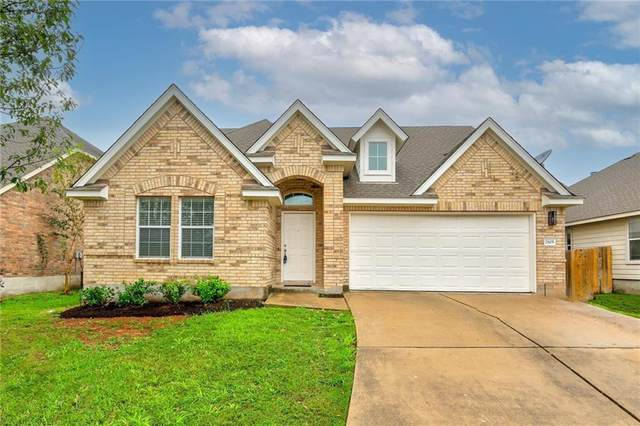 2805 Kickapoo Cavern Dr, Pflugerville, TX 78660 (#8043477) :: The Summers Group
