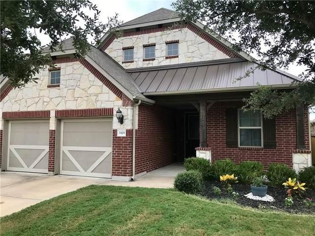 3325 Grail Hollows Rd, Pflugerville, TX 78660 (#8044660) :: Watters International
