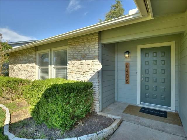 8406 Roan Ln, Austin, TX 78736 (#8045129) :: Papasan Real Estate Team @ Keller Williams Realty