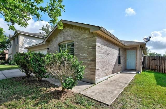 361 Carriage Way, Kyle, TX 78640 (#8047069) :: Papasan Real Estate Team @ Keller Williams Realty