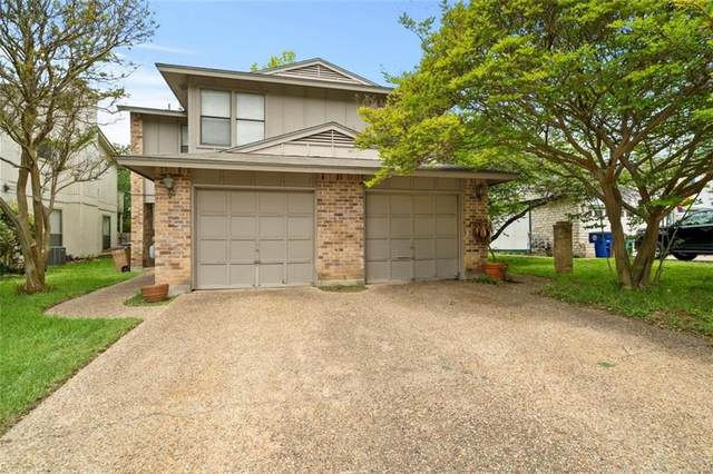 6418 Westside Dr B, Austin, TX 78731 (MLS #8047966) :: Vista Real Estate