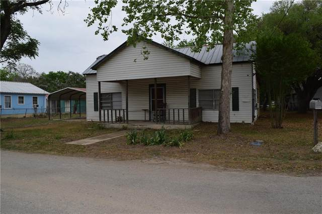 208 Elm Ave, Luling, TX 78648 (#8048026) :: Papasan Real Estate Team @ Keller Williams Realty