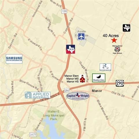 15777 Anderson Rd, Manor, TX 78653 (#8048772) :: Sunburst Realty