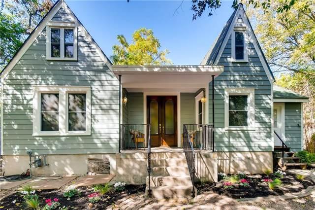 1702 E 17th St, Austin, TX 78702 (#8050584) :: Douglas Residential