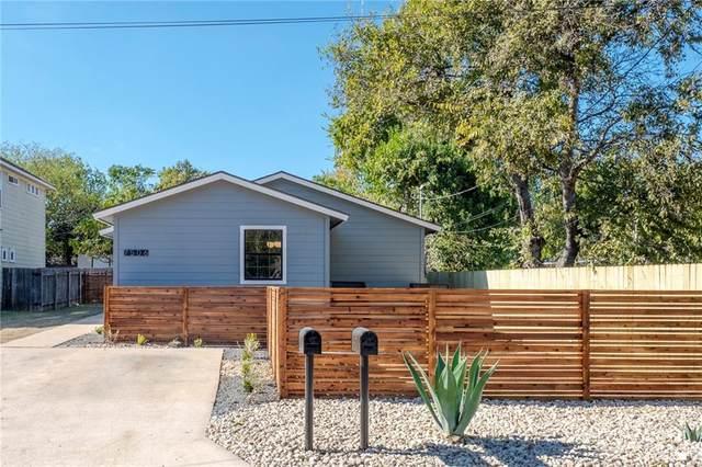 7506 Bennett Ave, Austin, TX 78752 (#8050903) :: 10X Agent Real Estate Team