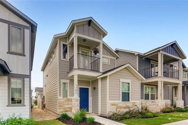 1764 Yaupon Grove Ln, Leander, TX 78641 (#8052069) :: Papasan Real Estate Team @ Keller Williams Realty