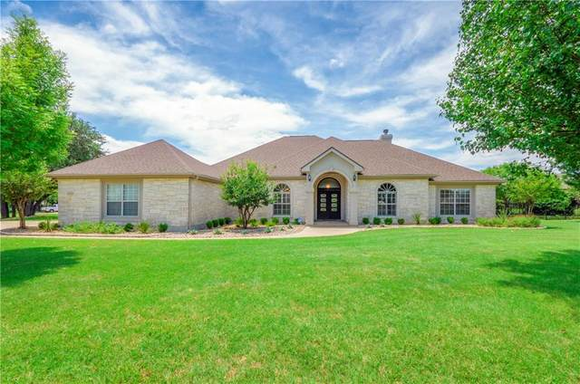 109 Starlight Trl, Georgetown, TX 78633 (#8054099) :: Ben Kinney Real Estate Team