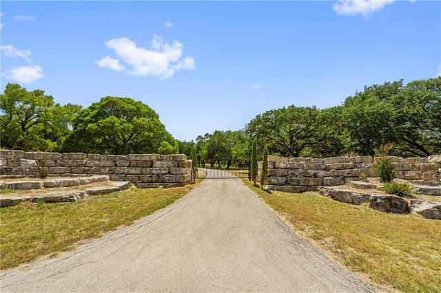 5412 Ranch Road 1376, Fredericksburg, TX 78624 (#8055200) :: The Perry Henderson Group at Berkshire Hathaway Texas Realty