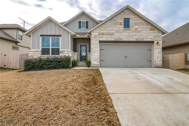 115 Finley St, Hutto, TX 78634 (#8059988) :: Realty Executives - Town & Country