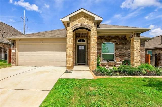 409 Rusk Bluff Ave, Leander, TX 78641 (#8060077) :: Papasan Real Estate Team @ Keller Williams Realty