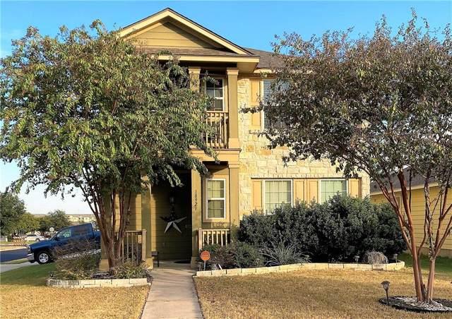 18921 Salt River Bay Dr, Pflugerville, TX 78660 (#8061204) :: Papasan Real Estate Team @ Keller Williams Realty