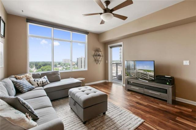54 Rainey St #1013, Austin, TX 78701 (#8061589) :: The Smith Team