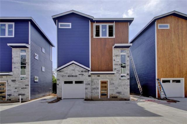 1148 Webberville Rd #4, Austin, TX 78721 (#8062714) :: Papasan Real Estate Team @ Keller Williams Realty