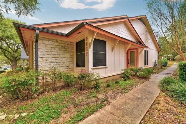 5807 West Gate Blvd B, Austin, TX 78745 (#8063564) :: Ben Kinney Real Estate Team
