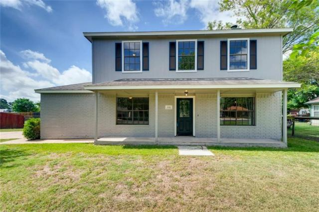 115 Whitetail Ln, Hutto, TX 78634 (#8064266) :: Lancashire Group at Keller Williams Realty