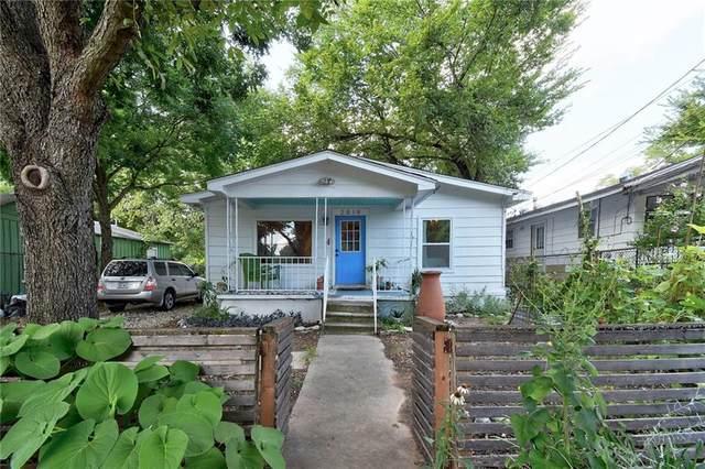 2819 Lyons Rd, Austin, TX 78702 (#8064349) :: The Heyl Group at Keller Williams