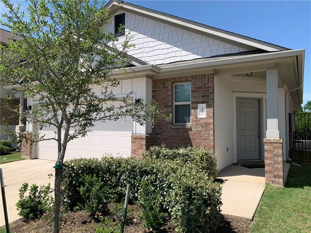 3240 E Whitestone Blvd #27, Cedar Park, TX 78613 (#8065750) :: The Summers Group