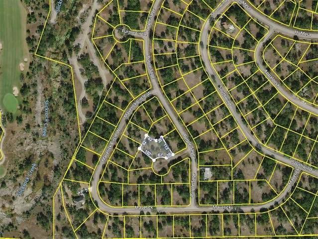 Lot 14150 Sage Cir, Horseshoe Bay, TX 78657 (#8067027) :: Cord Shiflet Group