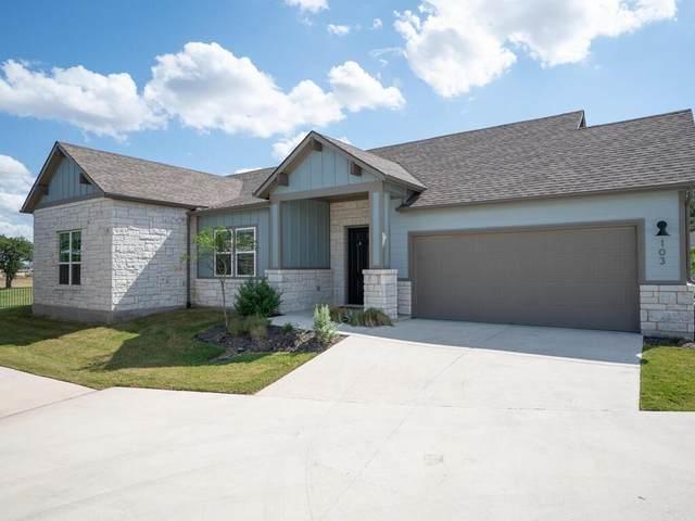 318 Dancing Oak Ln #103, San Marcos, TX 78666 (MLS #8067732) :: Vista Real Estate
