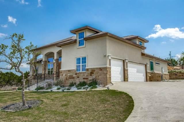 21208 Oak Dale Dr, Lago Vista, TX 78645 (#8068736) :: Front Real Estate Co.