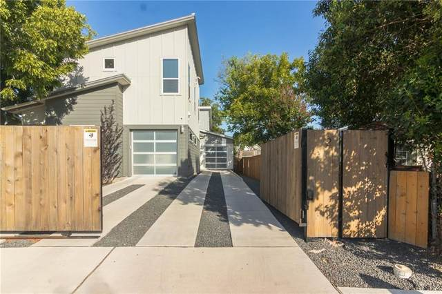 1131 Map St #2, Austin, TX 78721 (#8070808) :: Front Real Estate Co.