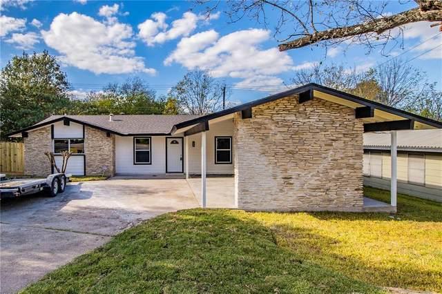 3208 Catalina Dr, Austin, TX 78741 (#8070995) :: Zina & Co. Real Estate