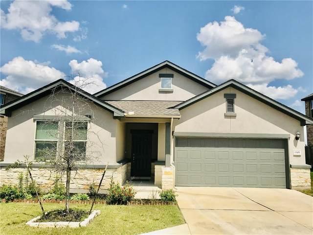 1301 Eagle Ridge Trl, Leander, TX 78641 (#8072100) :: Tai Earthman | Keller Williams Realty