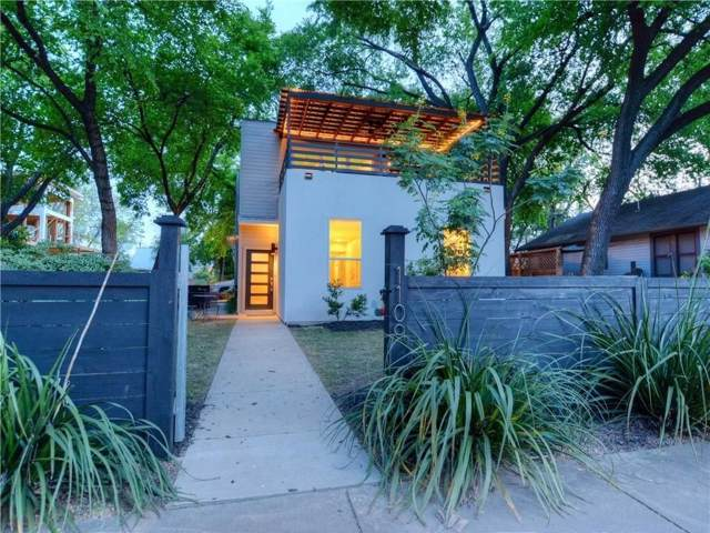 1109 Holly St A, Austin, TX 78702 (#8072676) :: The Summers Group