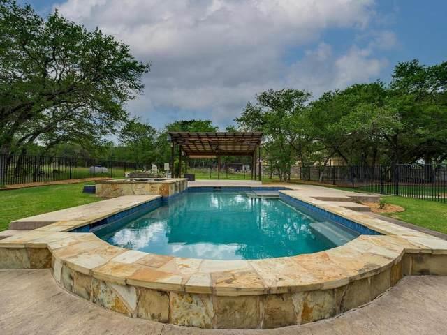 501 Southriver Dr, Wimberley, TX 78676 (#8073539) :: Papasan Real Estate Team @ Keller Williams Realty