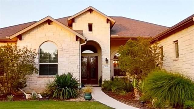 104 Rio Ancho Blvd, Liberty Hill, TX 78642 (#8075273) :: Front Real Estate Co.