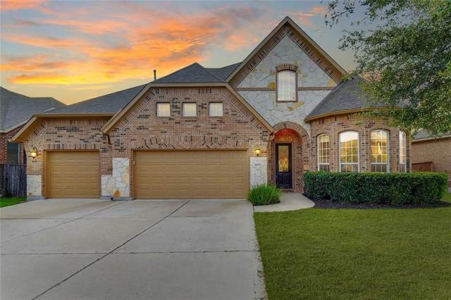 1609 Buffalo Thunder, Leander, TX 78641 (#8075680) :: Papasan Real Estate Team @ Keller Williams Realty