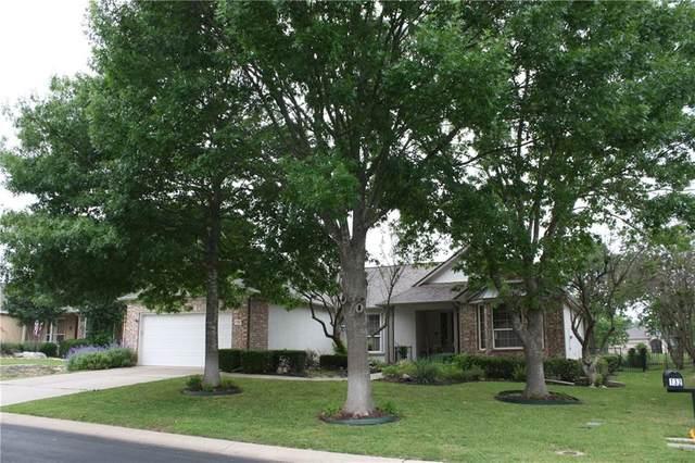 132 Blazing Star Dr, Georgetown, TX 78633 (#8076053) :: Lauren McCoy with David Brodsky Properties