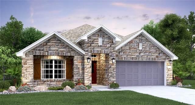 211 Prato Pl, Georgetown, TX 78628 (#8076301) :: Papasan Real Estate Team @ Keller Williams Realty