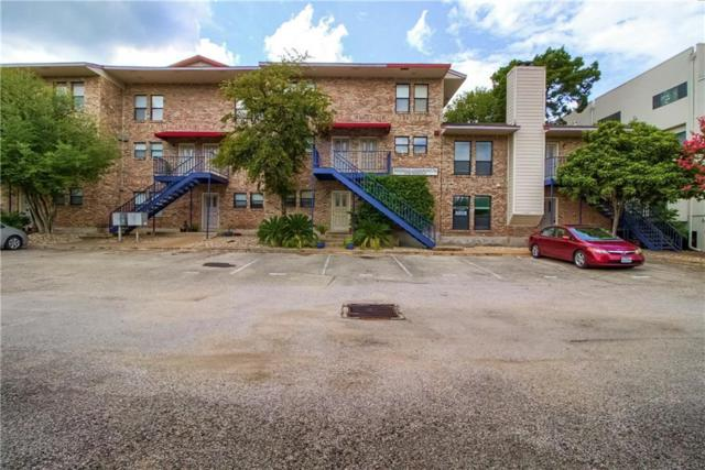 1404 Norwalk Ln #205, Austin, TX 78703 (#8076450) :: Ben Kinney Real Estate Team