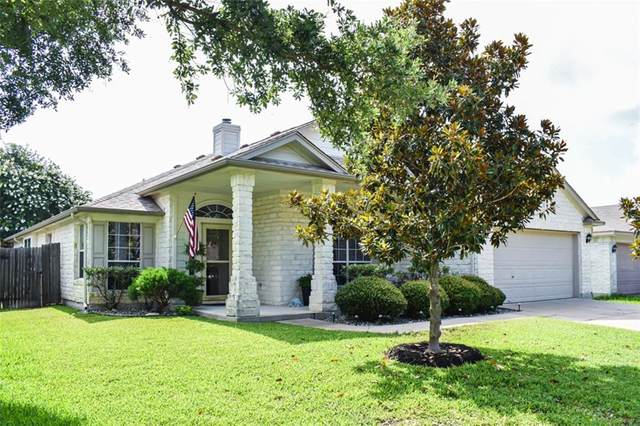 3537 Roberto Clemente Ln, Round Rock, TX 78665 (#8076786) :: Green City Realty