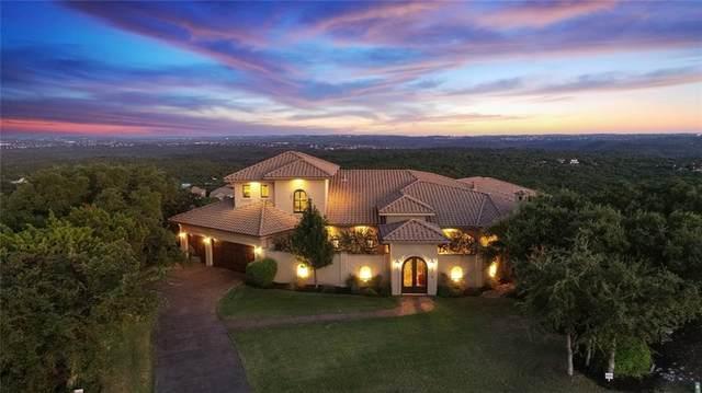 111 Piazza Vetta Dr, Lakeway, TX 78734 (#8077674) :: Papasan Real Estate Team @ Keller Williams Realty
