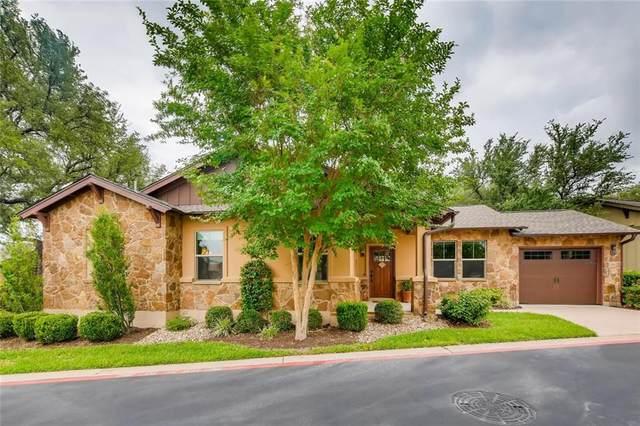 14501 Falcon Head Blvd #48, Bee Cave, TX 78738 (#8078540) :: Lauren McCoy with David Brodsky Properties