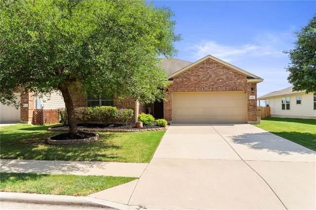251 Drystone Trl, Liberty Hill, TX 78642 (#8081140) :: Ben Kinney Real Estate Team