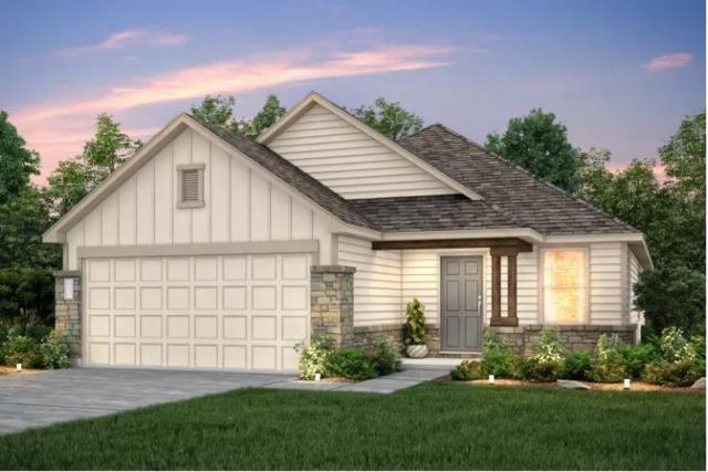 1820 Cliffbrake Way, Georgetown, TX 78626 (#8081587) :: Ana Luxury Homes