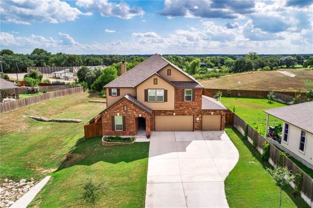 30437 Owl Creek Dr, Georgetown, TX 78628 (#8081998) :: Ben Kinney Real Estate Team