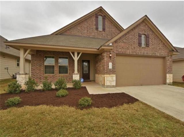 175 Silver Maple Dr, Kyle, TX 78640 (#8082146) :: Zina & Co. Real Estate