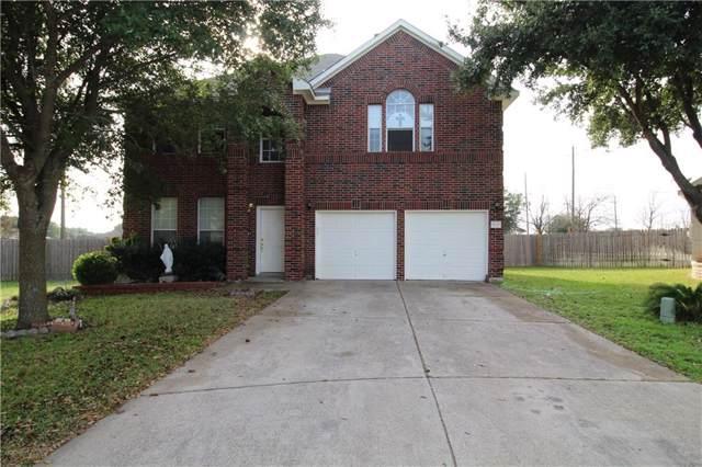 17700 Liffey Cv, Pflugerville, TX 78660 (#8082951) :: Ben Kinney Real Estate Team