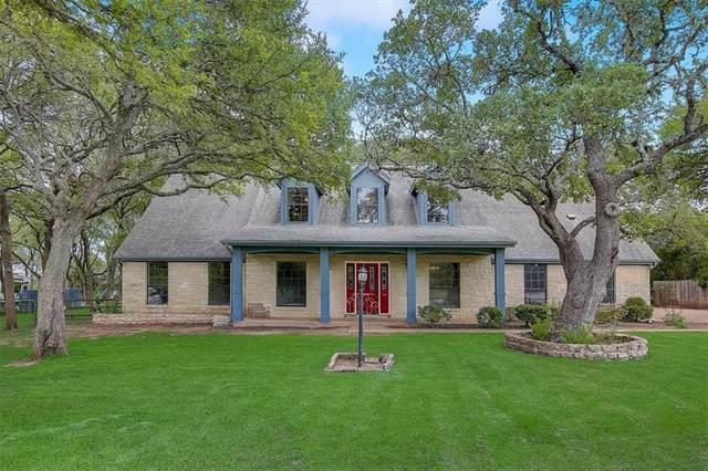 319 Live Oak Dr, Mountain City, TX 78610 (#8083715) :: Papasan Real Estate Team @ Keller Williams Realty