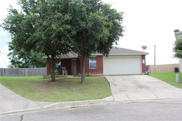 100 Paddington Way, Hutto, TX 78634 (#8086708) :: Zina & Co. Real Estate