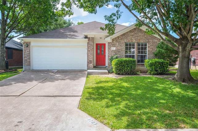 1703 Fast Filly Ave, Pflugerville, TX 78660 (#8086936) :: Service First Real Estate