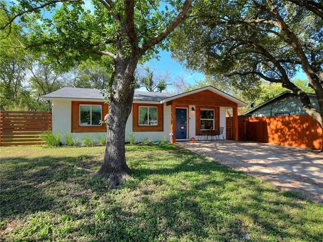 6019 Bluebell Cir, Austin, TX 78741 (#8088821) :: Papasan Real Estate Team @ Keller Williams Realty